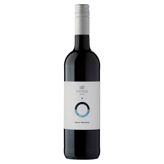 Feind Merlot-Kékfrankos Dry Red Wine 13,5% 750 ml