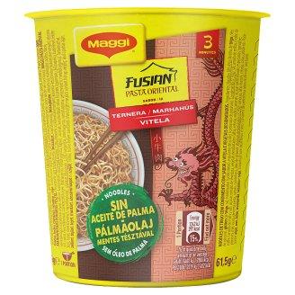 Maggi Pasta Oriental Beef Flavoured Pasta 61,5 g