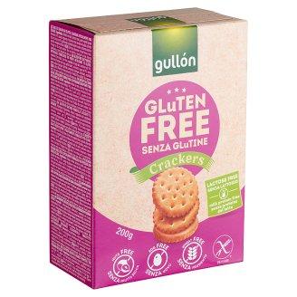 Gullón Crackers Gluten-Free Salty Biscuit 200 g