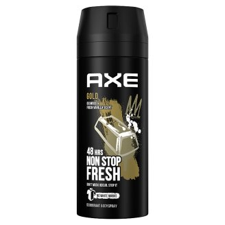 AXE Gold Oud Wood&Dark Vanilla Deodorant 150 ml