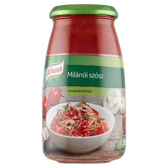 Knorr Milanese Sauce with Sliced Mushroom 500 g