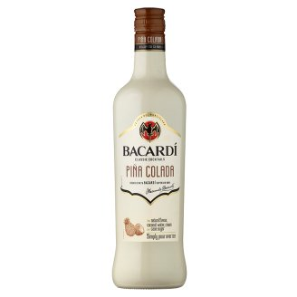 Bacardi Pina Colada Rum Based Alcoholic Cocktail 14,9% 0,7 l