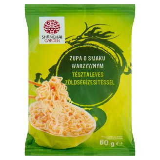 Shanghai Garden Instant Vegetable Flavoured Pasta Soup 60 g