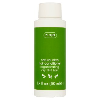Ziaja Olive Regenerating Conditioner for Dry, Damaged Hair 50 ml