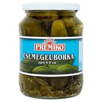 Premiko Pickled Gherkins 6-9 cm 680 g