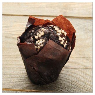 Defrosted Double Chocolate Muffin 110 g
