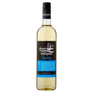 Wine Concept Budapest Dreams Felső-Magyarországi Fehér Cuvée édes fehér bor 11% 0,75 l