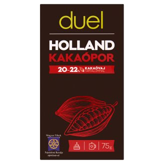 Duel Dutch Cocoa Powder 75 g