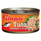 Giana Chopped Tuna in Vegetable Oil 185 g