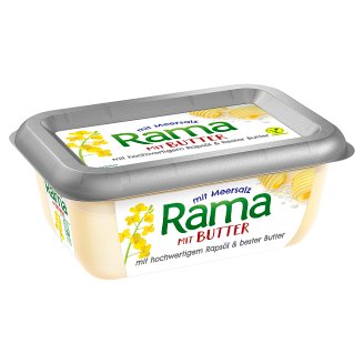 Rama Spreadable Mixed Product with Butter and Sea Salt 225 g