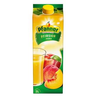 Pfanner őszibarack ital őszibarackvelőből 2 l