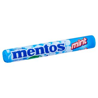Mentos Mint Chewy Dragees 38 g
