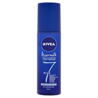 NIVEA Hairmilk 7 Plus Express Leave-In Conditioner for Normal Hair Structure 200 ml