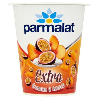 Parmalat Extra Peach-Passion Fruit Yoghurt 140 g