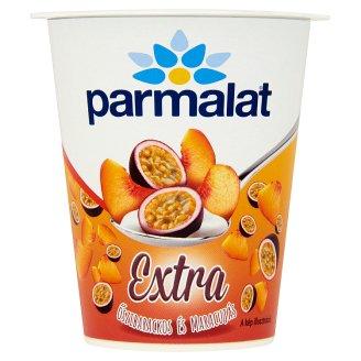 Parmalat Extra őszibarackos-maracujás joghurt 140 g