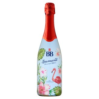 BB Spumante Summer Edition Aromatic Sweet Quality Sparkling Wine 0,75 l