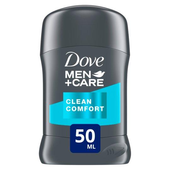 Dove Men+Care Clean Comfort Anti-Perspirant Stick 50 ml