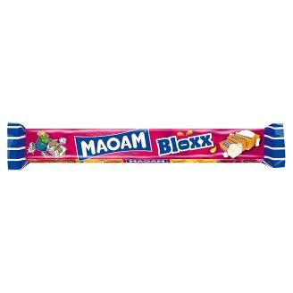 Maoam Bloxx olvadó rágóbonbon részben kóla ízesítéssel 5 db 110 g