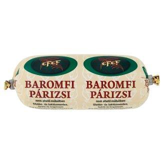 eFeF baromfi párizsi 250 g