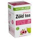 Naturland Oriental's Green Tea with Echinacea 20 Tea Bags 40 g