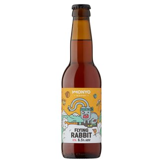 Flying Rabbit American India Pale Ale sör 6,5% 330 ml