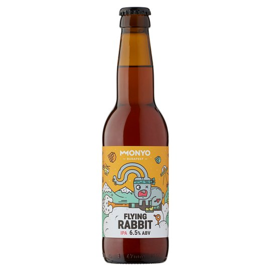Flying Rabbit American India Pale Ale 6,5% 330 ml