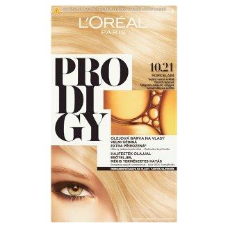 L'Oréal Paris Prodigy 10.21 Ultra-Light Porcelain Blonde Permanent Colorant