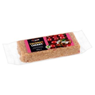 FlapJack Coconut & Cherry Cereal Bar 120 g