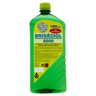 Brigéciol 2000 CFC-mentes vizes alapú fémfelület zsírtalanító és motormosó 1000 ml