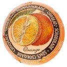 Szamos Szamosgolyó narancsos töltött marcipán desszert csokoládé bevonattal 27 g