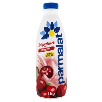 Parmalat Sour Cherry Flavoured Yoghurt Drink 1 kg