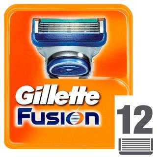 Gillette Fusion Férfi Borotvapenge – 12 Db