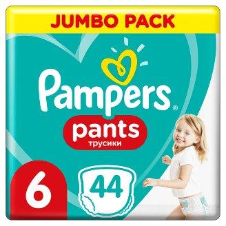 Pampers Pants, Méret: 6, 44 Bugyipelenka, Könnyen Feladható