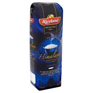 Riceland Selection Himalaya Basmati 'A' Quality Rice 500 g