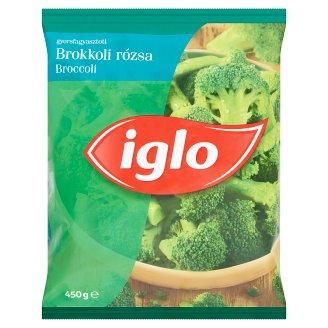 Iglo gyorsfagyasztott brokkoli rózsa 450 g