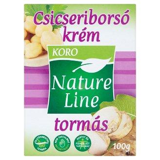 Koro Nature Line Gluten-Free Chick Pea Spread with Horse Radish 100 g