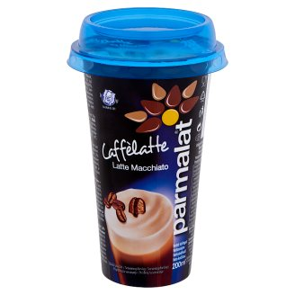 Parmalat Caffèlatte Latte Macchiato UHT Low-Fat Coffee Flavoured Drink 200 ml