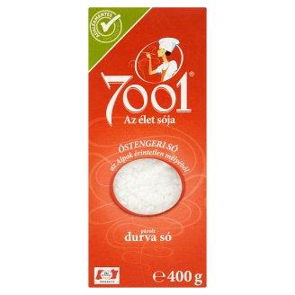 7001 Braised Coarse Ancient Sea Salt 400 g