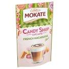 Mokate Café Latte Candy Shop French Macaroni Taste Coffee Drink Powder 110 g