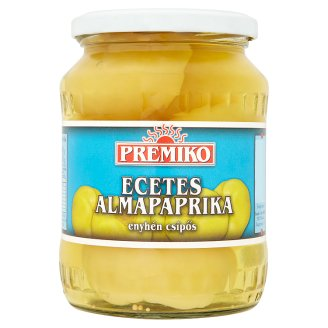 Premiko Slightly Spicy Pickled Apple Pepper 680 g
