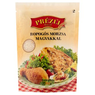 Prézli Royal Homemade Crispy Breadcrumbs with Seeds 350 g