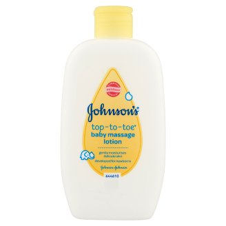Johnson's Top-to-Toe Baby Massage Lotion 200 ml