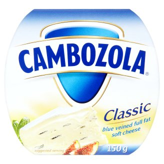 Cambozola Blue Veined Full Fat Soft Cheese 150 g