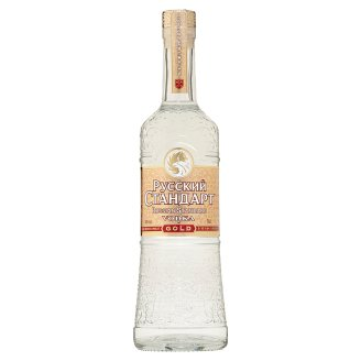 Russian Standard Gold orosz vodka 40% 0,7 l