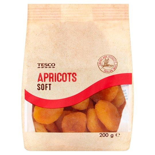 Tesco Soft Apricots 200 g