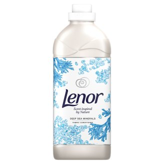 Lenor Fabric Conditioner Deep Sea Minerals Inspired By Nature 46 Washes