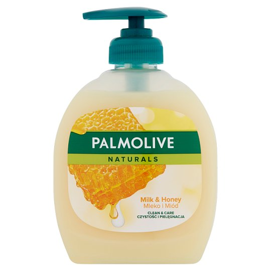 Palmolive Naturals Milk & Honey Liquid Soap 300 ml