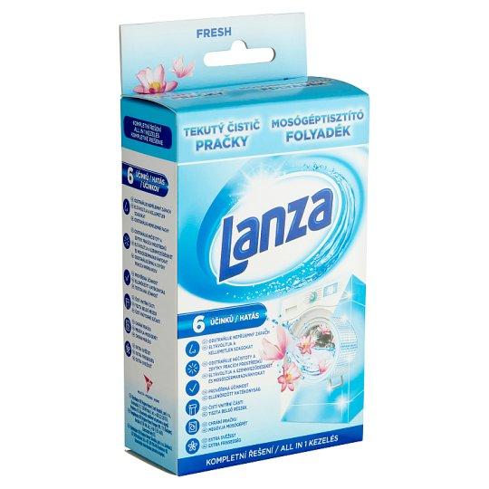 Lanza Original mosógép tisztító 250 ml