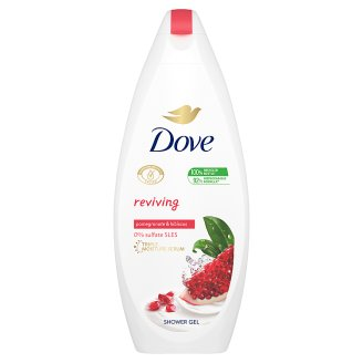 Dove Go Fresh Revive Nourishing Shower Gel with Pomegranate and Lemon Verbena Scent 250 ml