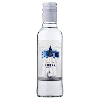 Pure Star Original Vodka 37,5% 200 ml